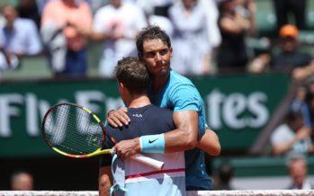 Roland Garros :  Rafael ritorna Nadal, niente da fare per Schwartzman