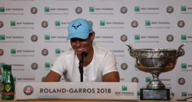 """Roland Garros :   Nadal """"Una emozione grande"""""""