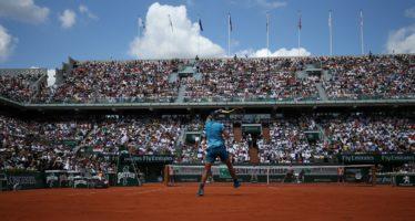 Roland Garros :  Marco Cecchinato sfida Goffin per i quarti di finale, Fognini in campo lunedi