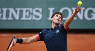 Roland Garros :  Dominic Thiem facile contro Nishikori