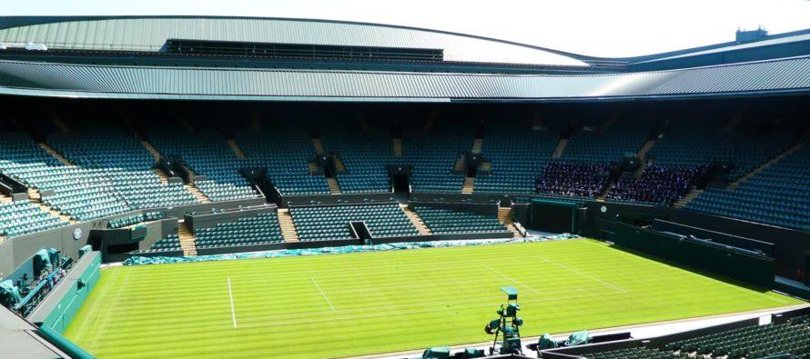 WIMBLEDON : Court n°1 il tetto è pronto