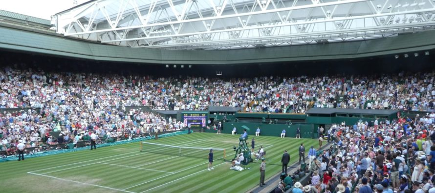Wimbledon:  Fognini per gli ottavi,  Nadal e Djokovic sul Centrale