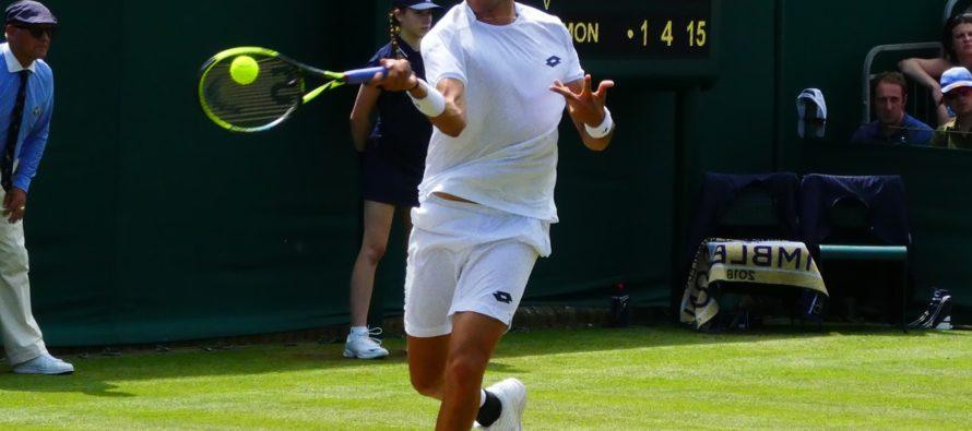 Wimbledon:  Uno spento Berrettini cede contro Simon