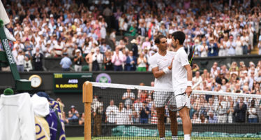 Wimbledon: Novak Djokovic in finale, Nadal cede 10-8 al 5°