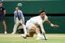 Wimbledon : Djokovic avanti due set a zero
