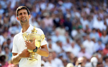 Wimbledon : Novak Djokovic i numeri