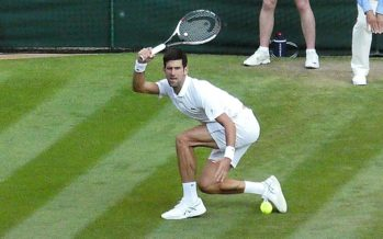 Wimbledon:  Djokovic lascia un set ad Edmund