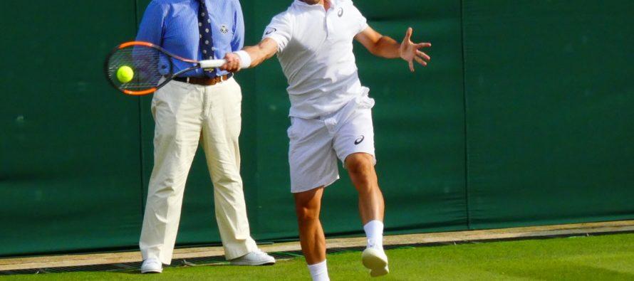 Wimbledon : Impresa Fabbiano eliminato Wawrinka