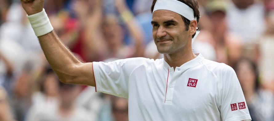 Auguri Roger Federer !