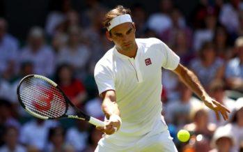 Wimbledon:  Roger Federer sempre più vicino alla perfezione