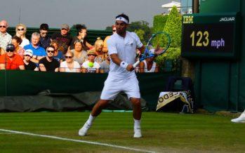 Wimbledon : A Fabio Fognini il derby italiano