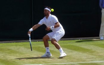 Wimbledon : Fuori Fognini, Vesely vince in 4 set