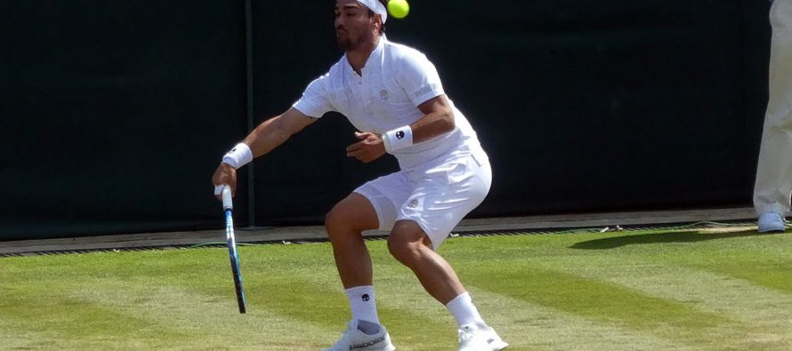 Wimbledon : Fuori Fognini, Vesely vince in 4 set