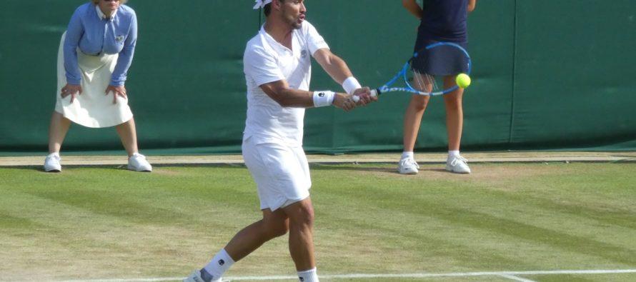 """Wimbledon:  Fabio Fognini """"Troppe occasioni non sfruttate"""""""