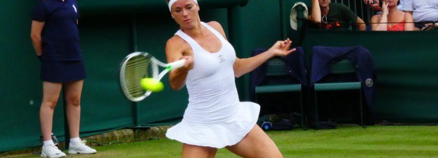 Wimbledon:  Camila Giorgi elimina la Brengle, 3° turno