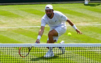 Wimbledon:  Paolo Lorenzi cede con onore a Monfils