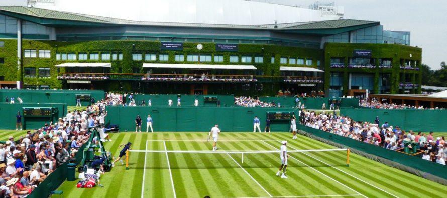 Wimbledon: Fognini-Bolelli derby tricolore, Fabbiano riprende dal 6 pari