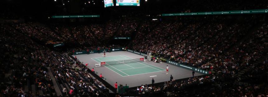 Rolex Paris Masters : Fognni davanti alla montagna Federer