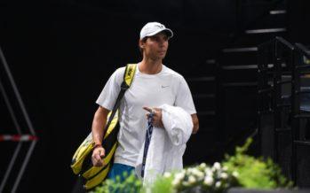 """Rolex Paris Masters : Rafael Nadal """" Felice di essere qui"""""""