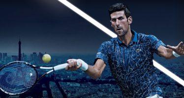 Rolex Paris Masters : Sfida per lo scettro mondiale Djokovic in corsa