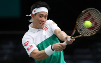 Rolex Paris Masters : Nishikori supera Mannarino, bene Dimitrov