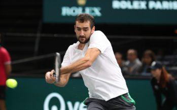 Rolex Paris Masters : Cilic s'impone su Dimitrov