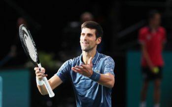 Rolex Paris MAster : La grande sfida Djokovic c. Federer
