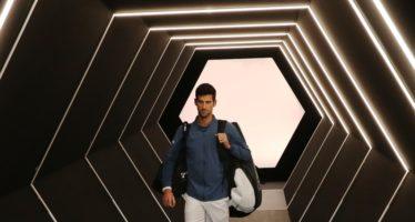 "Rolex Paris Masters : Novak Djokovic ""Uno dei miei miglior match"""