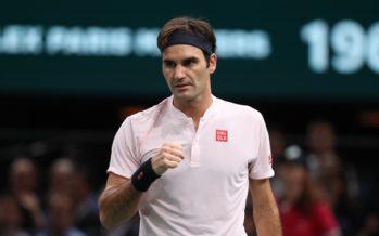 """IBI 2019 : Roger Federer conferma """"Giochero' il torneo"""""""