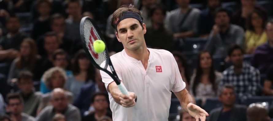 Rolex Paris Masters : Federer passeggia con Nishikori