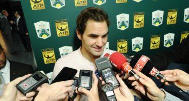 "Rolex Paris Masters : Roger Federer ""Pronto per Djokovic"