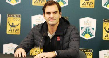 """Rolex Paris Masters : Roger Federer """"Qualche rimpianto, ma il livello è stato alto"""""""