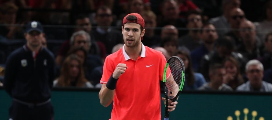 """Roger Federer """"Contento di essere a Parigi"""""""