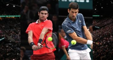 Paris Rolex Master : Djokovic – Kachanov a chi lo scettro ?