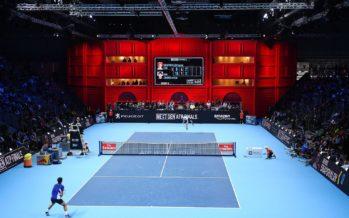 NextGen ATP Finals : I gironi