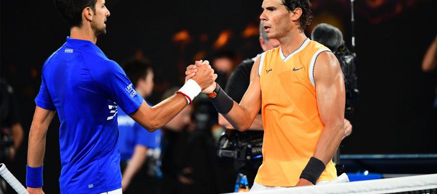 Tutti i problemi di Rafael Nadal quando gioca con Novak Djokovic (Australian Open 2019)