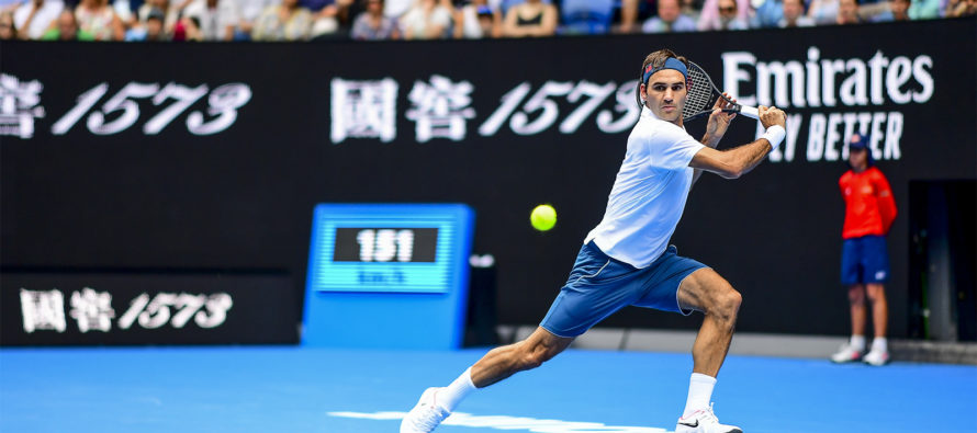 AUSTRALIAN OPEN : Federer facile su Evans, fuori Anderson