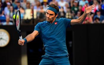 "AUSTRALIAN OPEN : Roger federer ""Giochero' al Roland Garros"""