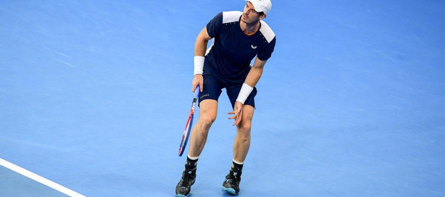 AUSTRALIAN OPEN : L'addio di Andy Murray
