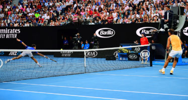 AUSTRALIAN OPEN : Djokovic avanti due set a zero