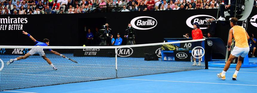 AUSTRALIAN OPEN : Djokovic avanti due set a zero