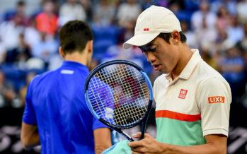 AUSTRALIAN OPEN : Si ritira Nishikori, Djokovic in semifinale