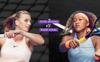 AUSTRALIAN OPEN : Osaka-Kvitova per il titolo ed il n°1