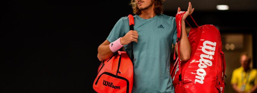 AUSTRALIAN OPEN : Eccezionale Tsitsipas eliminato Federer