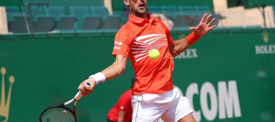 ROLEX MONTE-CARLO MASTERS : Djokovic annulla Fritz