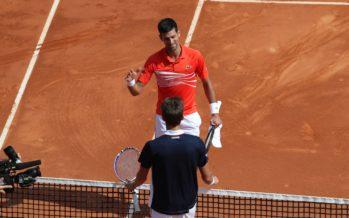 ROLEX MONTE-CARLO MASTERS : Medvedev annulla Djokovic
