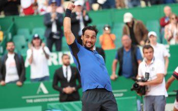 ROLEX MONTE-CARLO MASTERS : Immenso  Fabio, batte Nadal e vola in finale