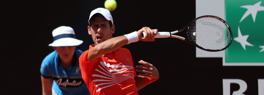 IBI 2019 : Djokovic doppia vittoria in scioltezza