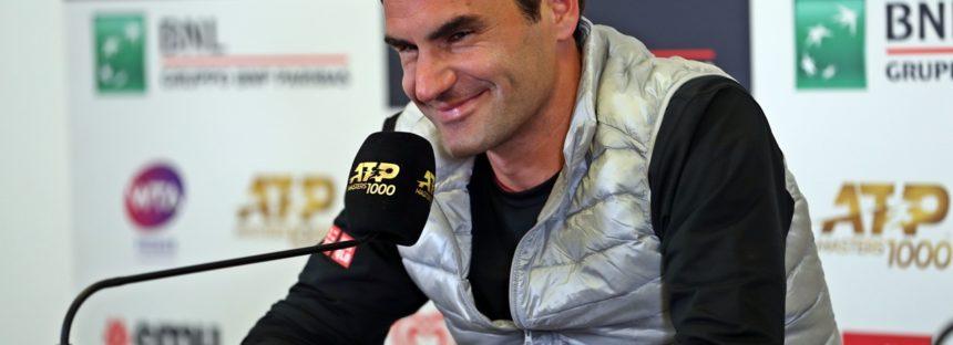 IBI 2019 : Il Foro perde le stelle, Federer si ritira