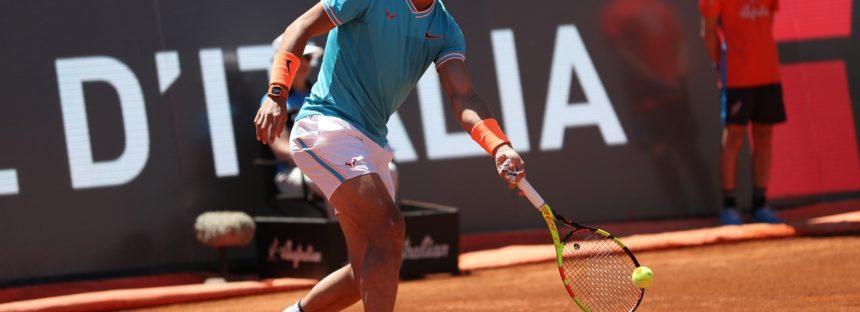 IBI 2019 : Nadal rullo compressore 2 vittorie solo due giochi persi.